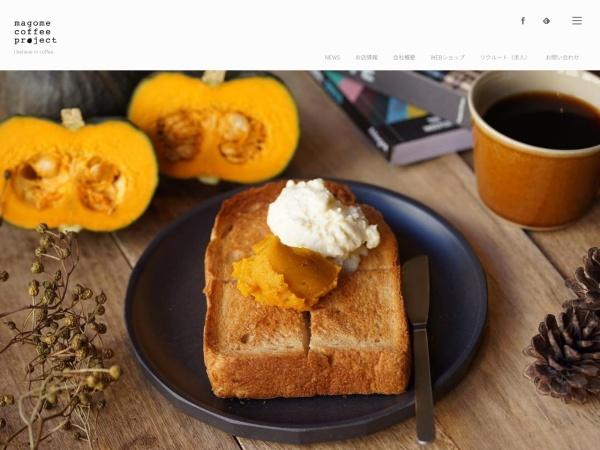 Screenshot of magome.net