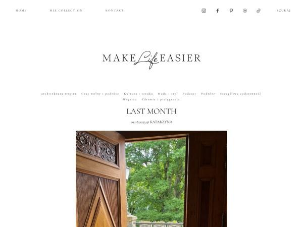 http://makelifeeasier.pl