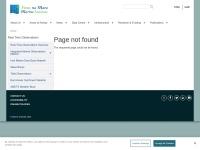 Screenshot of marine.ie