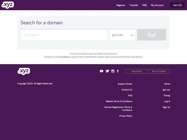 Screenshot of marumaru.jpn.com