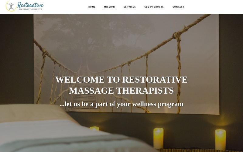 Screenshot of massagetherapytulsa.com