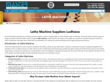 http://masterexportsindia.com/products/lathe-machines.html