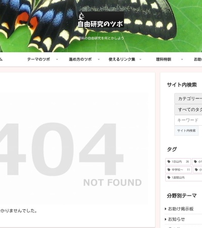 Screenshot of mayfly.info