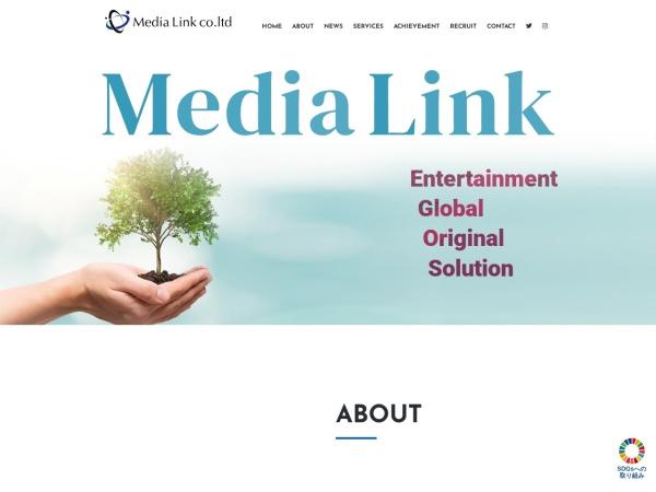 Screenshot of medialink-ltd.com