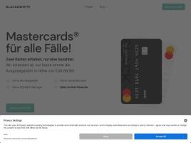 Black & White Prepaid Mastercard Erfahrungen (Black & White Prepaid Mastercard seriös?)