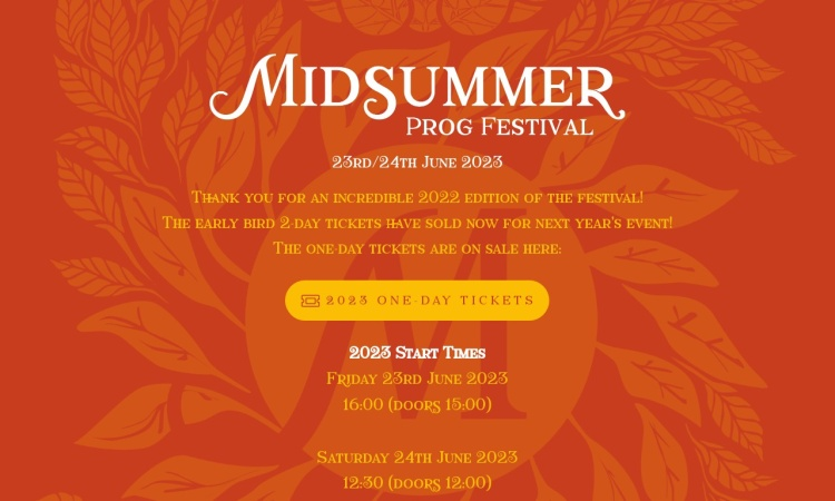 Screenshot von midsummerprog.com