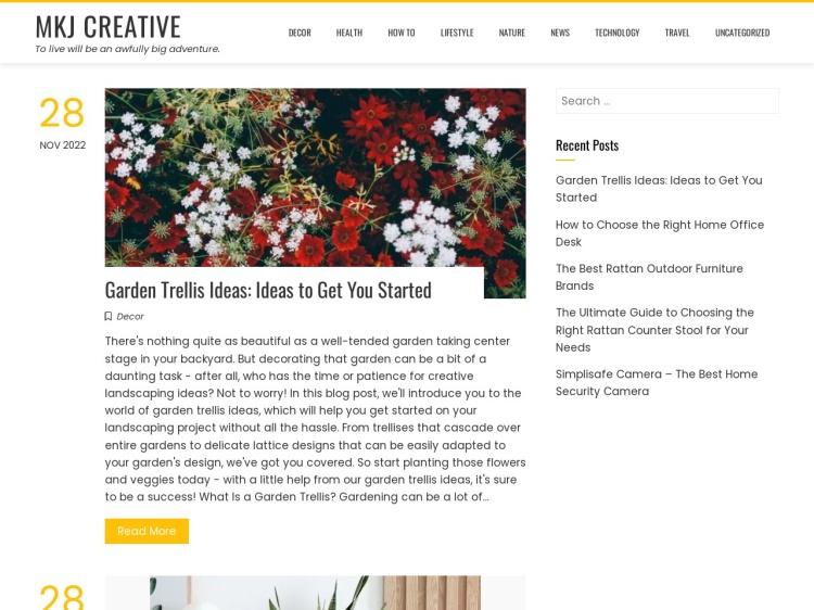 Philadelphia Creative Agency | Websites | Graphic Design | Brand Identity - MKJ Creative