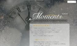 Screenshot of moments.tokyo.jp
