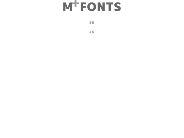 http://mplus-fonts.sourceforge.jp/mplus-outline-fonts/index.html