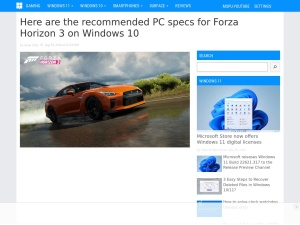 http://mspoweruser.com/recommended-pc-specs-forza-horizon-3-windows-10/