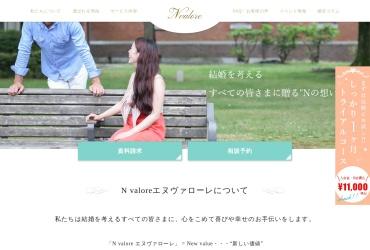 Screenshot of n-valore.com