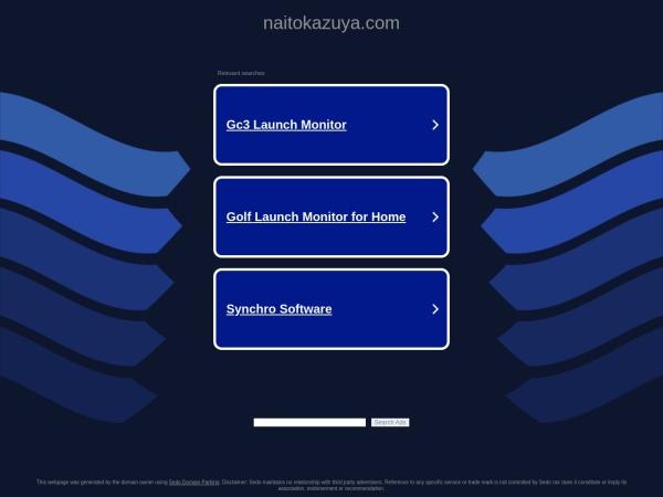 http://naitokazuya.com