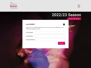 http://national.ballet.ca/Homepage