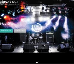 新宿Cat's hole