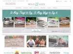 Nelle & Lizzy-Personalized stamped jewelry Coupon Code