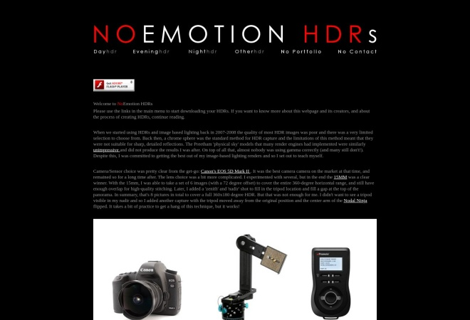 http://noemotion.net/hdrs/hdrindex.html