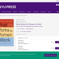 Screenshot of nyupress.org