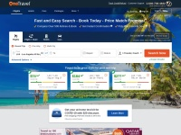 $25 Off Your Bookings at OneTravel.com