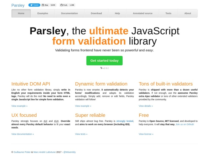 http://parsleyjs.org/