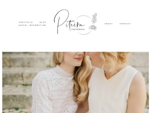 Piteira Photography | Contemporary wedding photography in Portugal and South Africa using the Snap WordPress Theme
