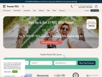 Premier Tefl Coupons