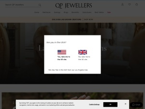 QP Jewellers Coupons