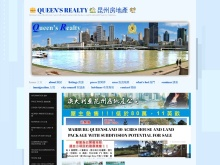 Queen's Realty on WordPress