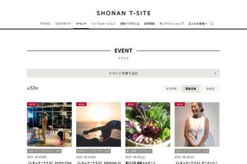 Screenshot of real.tsite.jp