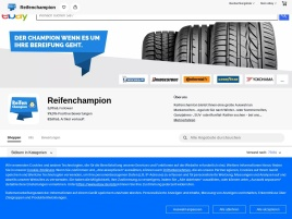 Reifenchampion.de Erfahrungen (Reifenchampion.de seriös?)