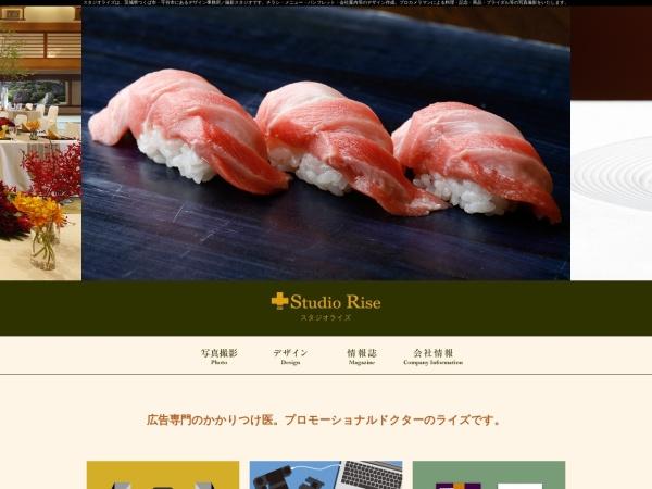 Screenshot of rise-st.com