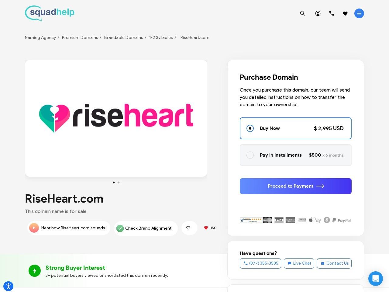 Rise Heart