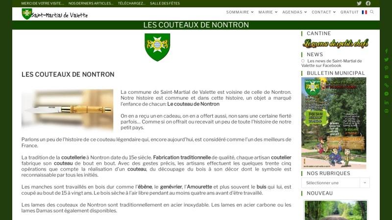 Perigord-infos.fr Fête du Couteau