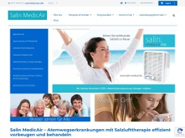 Salin MedicAir Erfahrungen (Salin MedicAir seriös?)