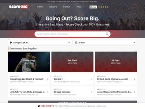 ScoreBig.com Coupons