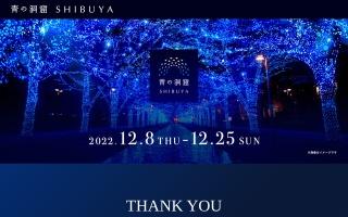 Screenshot of shibuya-aonodokutsu.jp