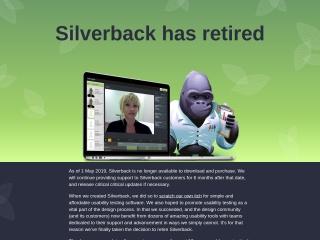 http://silverbackapp.com/