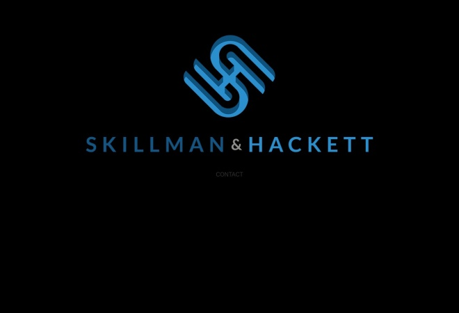 Screenshot of skillmanandhackett.com