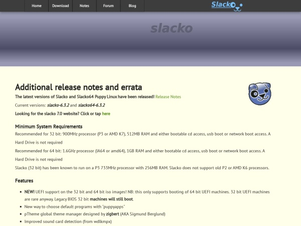 Screenshot of slacko.eezy.xyz