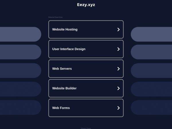 Screenshot of slacko.eezy.xyz