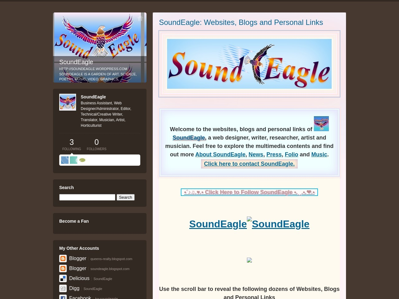 SoundEagle on TypePad