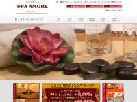 Screenshot of spa-amore.info