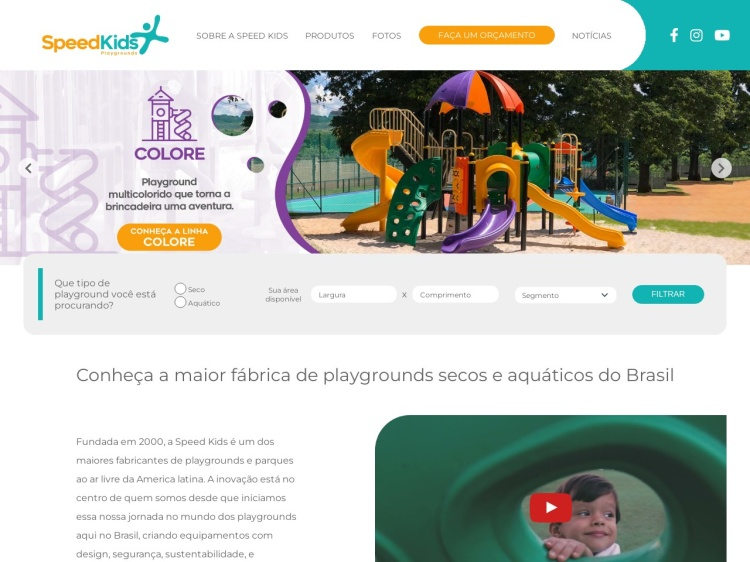 Speed Kids Playgrounds