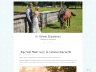 Blissful Blog WordPress Theme example