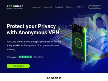 TorGuard Website