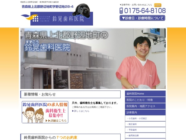 Screenshot of suzukohdc.com