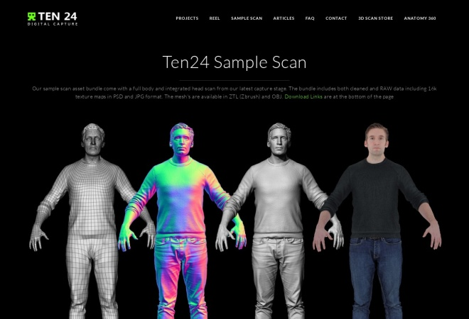 Screenshot of ten24.info