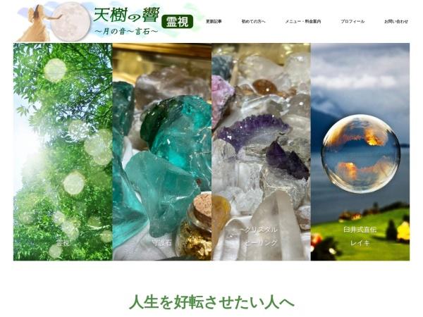 Screenshot of tenkokaiun.com