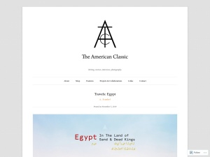 The American Classic using the Duet WordPress Theme