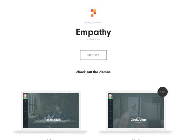 http://themes.pixelwars.org/empathy/