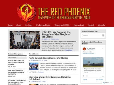 The Red Phoenix Screenshot